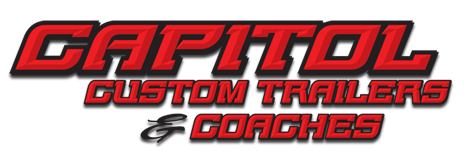 Capitol Custom Trailers & Coaches Logo