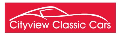 Cityview Classic Cars Logo