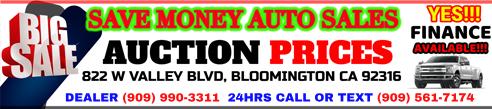 Save Money Auto Sales Logo