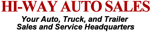 Hi-Way Auto Sales Logo