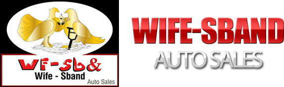 Wife-Sband Auto Sales Logo