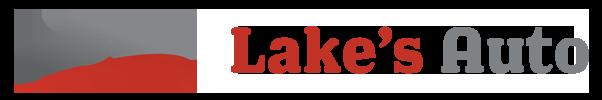 Lake's Auto  Logo