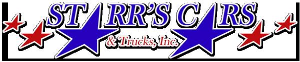 Starr's Cars & Truck, Inc Logo