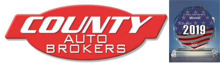 County Auto Brokers  Logo