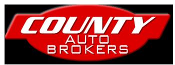 County Auto Brokers  Logo