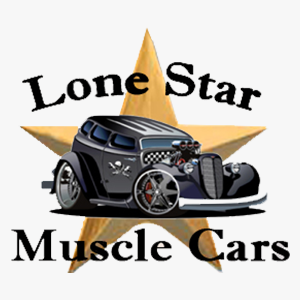 Lone Star Muscle Cars  Logo