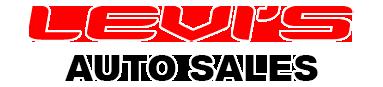 Levi's Auto Sales Logo