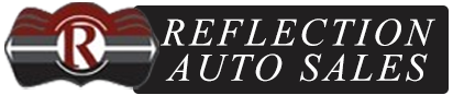 Reflection Auto Sales Logo