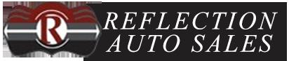 Reflection Auto Sales Logo