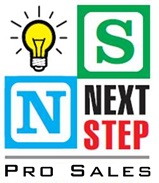 Next Step Pro Sales Logo