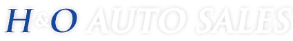 H & O Auto Sales Logo