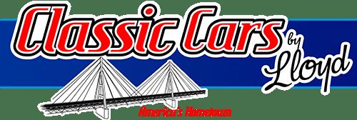 Classic Cars By Lloyd Logo