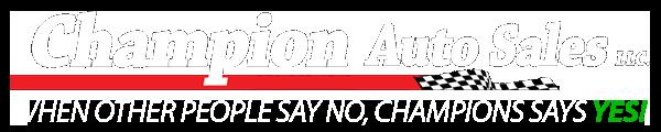 Champions Auto Sales Logo