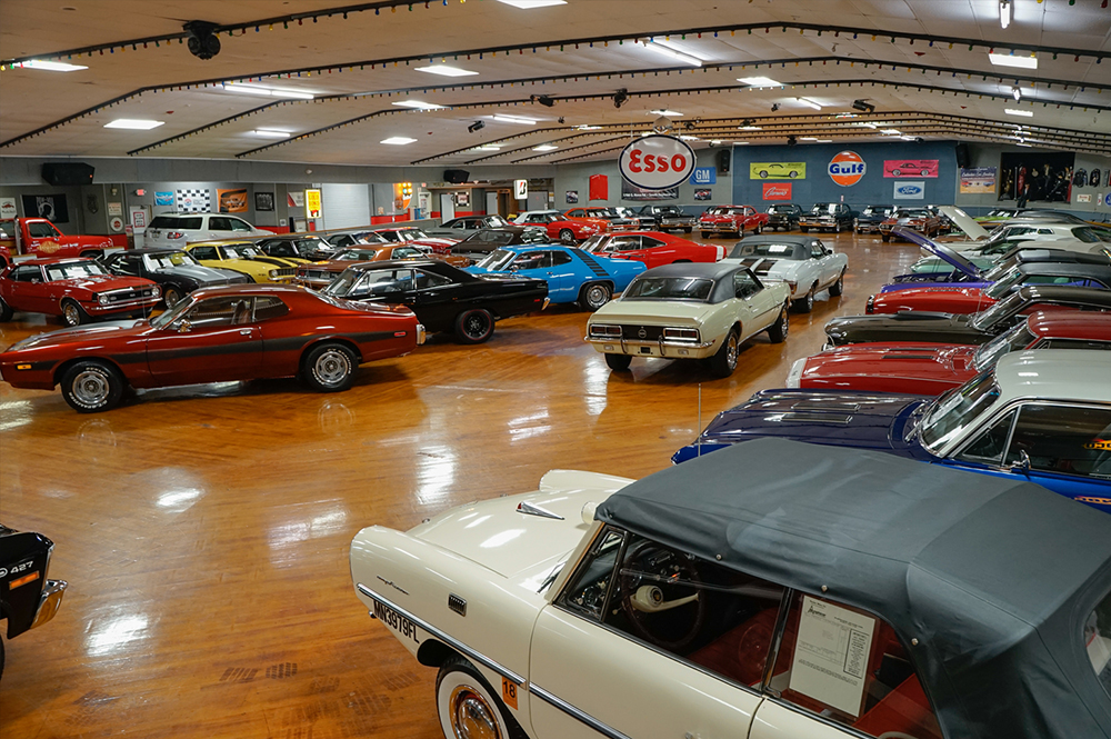 DaytonaShowroom