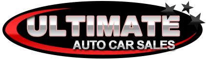 Ultimate Auto Car Sales Logo