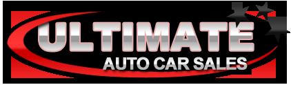Ultimate Auto Car Sales Logo