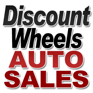 Discount Wheels Auto Sales Logo