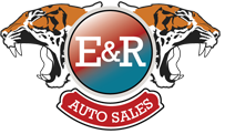 E & R Auto Sales Logo
