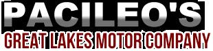 Pacileo's Great Lakes Motor Company  Logo