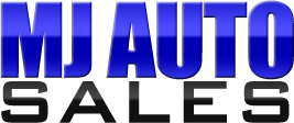 MJ Auto Sales Logo