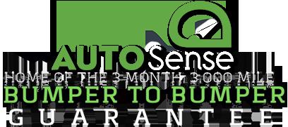 AutoSense of Plover Logo