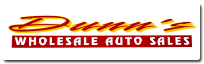 Dunn's Wholesale Auto Sales Logo
