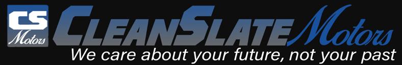 Clean Slate Motors - Lafayette Logo