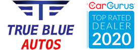 True Blue Autos Logo