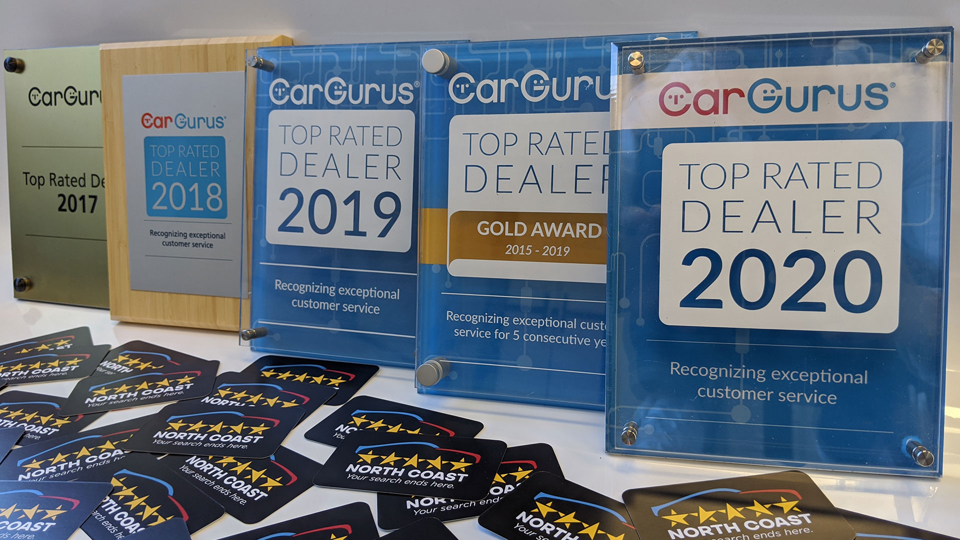 CarGurus Awards