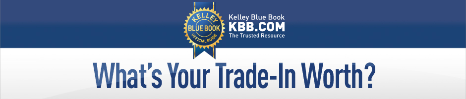 KBB - What's your Trade-In Worth?