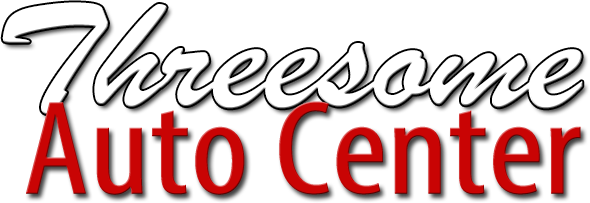 Threesome Auto Center Logo