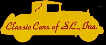 Classic Cars of S.C. Inc. Logo