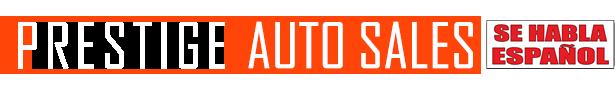 Prestige Auto Sales Logo