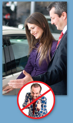 Eliminate Frustration from car buying
