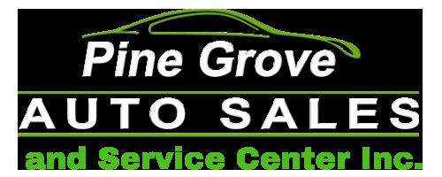Pine Grove Auto Sales Logo