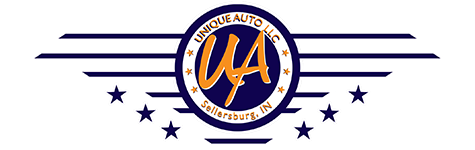Unique Auto LLC  Logo