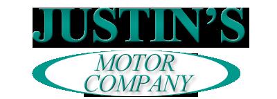 Justins Motor Company Logo