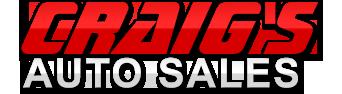 Craig's Auto Sales Logo