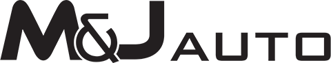 M&J Auto Logo