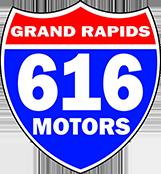 616 Motors  Logo