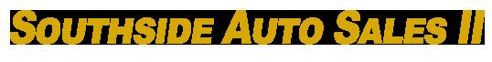 Southside Auto Sales II Logo
