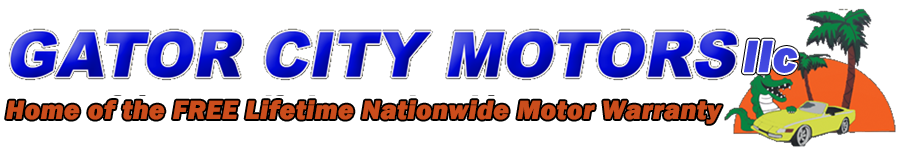 Gator City Motors Logo