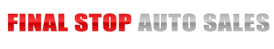 Final Stop Auto Sales Logo