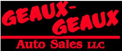Geaux Geaux Auto Sales Maurice Logo