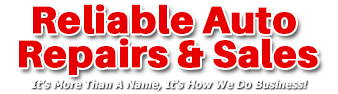 Reliable Auto Repairs and Sales, Inc Logo