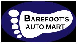 Barefoot's Auto Mart Logo