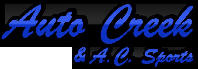 Auto Creek Logo