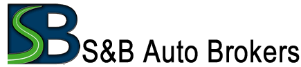 S & B Auto Brokers Logo