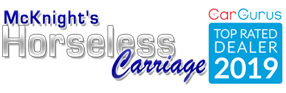 McKnight's Horseless Carriage Logo
