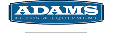 Adams Auto and Equipment  Logo